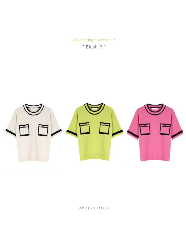 21 Spring Collection 2. Blush R